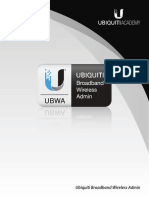 Ubiquiti Training Guide