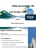 Chapter 13 Investment in Associates