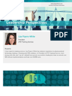 StayinFront Leadership Perspective Roundtable Interview with Liza Pizarro-White