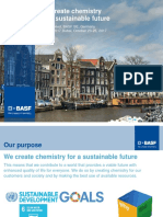 We create chemistry for a sustainable future