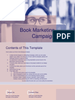 Book Marketing Campaign