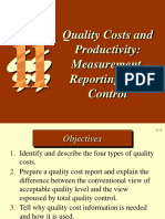 Ch11 Quality Cost
