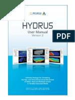 Hydrus3d User Manual