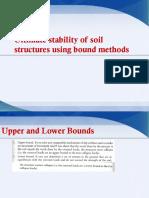 estabilidad de suelos