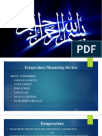 Temperature Measuring Devices Presentation(2)