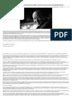 Dzongsar Khyentse Rinpoche emite declaración pública sobre Sogyal Rimpoché