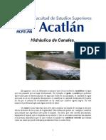 Apuntes Para Hidraulica de Canales