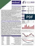 VB Saptamanal 23.09.2019 PIB-ul in Crestere Cu 5.2% an an La Sase Luni