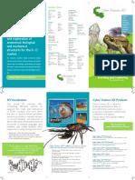 CyberScience3D Brochure
