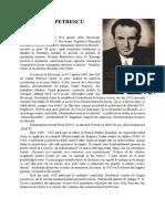 3.Camil Petrescu Biografie