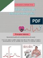Principios Básicos de Electrocardiografía