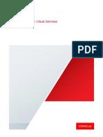 Saas Public Cloud Services