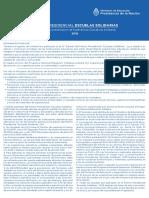 Bases y Formulario PP 2018
