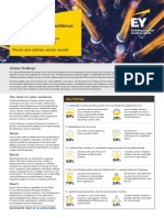 Ey 19th Global Information Security Survey 2016–17 Power and Utilities Sector Results