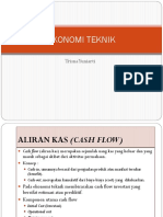 EKONOMI TEKNIK -CASH FLOW.pptx