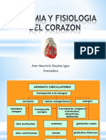 Anatomia y Fisio Log i Adel Corazon