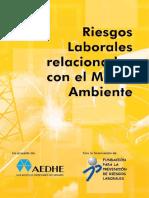 Riesgos Laborales Relacionados Con El Medio Ambiente