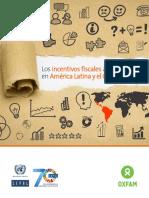 Incentivos fiscales en Latinoamérica y el caribe
