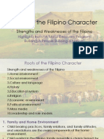 3.1 Values Development-filipino Values