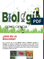 Biologia Como Ciencia