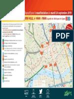 Manif Centre-Ville 24 Septembre 2019 à Nantes