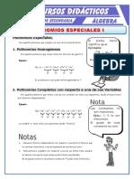 Polinomios Homogenios