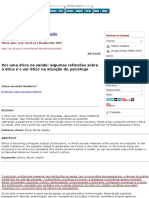 Por uma ética na saúde_ algumas reflexões sobre a ética e o ser ético na atuação do psicólogo.pdf