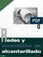 Cap8.Redes y Acometidas de Alcantarillado
