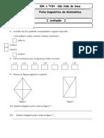 diagnóstico matematica