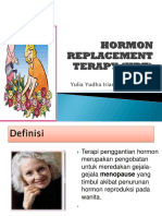 HORMON REPLACEMENT TERAPY (HRT).pptx