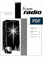 Ham Radio Antenna Electronics Magazine Compile 1968
