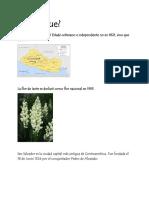 Datos curiosos sobre El Salvador