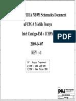 Dell Latitude E5400 FOOSE 14 INTEL Discrete Schematics