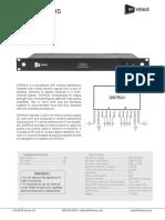 DISTRO4 Specifications