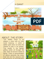 The Selfish Giant PDF