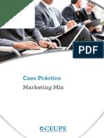 CASO PRACTICO marketing mix