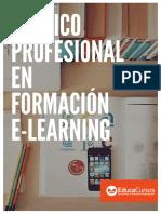 TECNICO PROFESIONAL EN FORMACION E-LEARNING