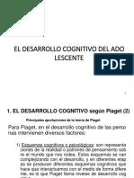 Tema 2b El Desarrollo Cognitivo