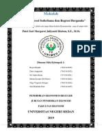 makalah analisis regresi sederhana dan berganda.docx