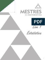 LIVE UM - Estatística
