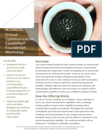 Critical Communication Capability_Training and Consulting Datasheet v2.2