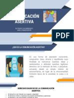 ETICA COMUNICACION ASERTIVA