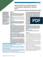 IM vs IV Oxytocin to Prevent PPH at Vaginal Delivery-dikonversi