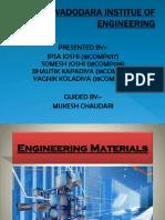 Eng. Materials