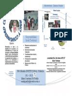 FOLLETO Práctica Profesional 0119
