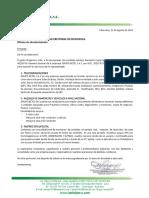 Carta de Presentacion