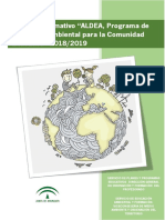 Dossier ALDEA 2018 2019