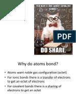 CP the Covalent Bond