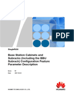 Base Station Cabinets and Subracks (Including the BBU Subrack) Configuration(SRAN12.1_02).pdf