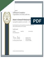 20180618 Master In-Demand Professional Soft Skills - LinkedIn Learning